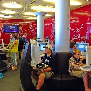 Интернет-кафе Дугны
