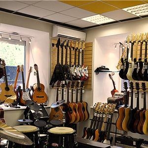 Музыкальные магазины Дугны
