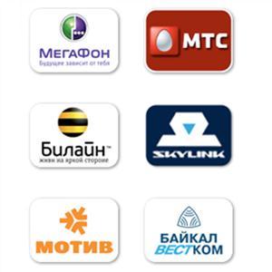 Операторы сотовой связи Дугны