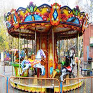 Парки культуры и отдыха Дугны