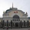Железнодорожные вокзалы в Дугне