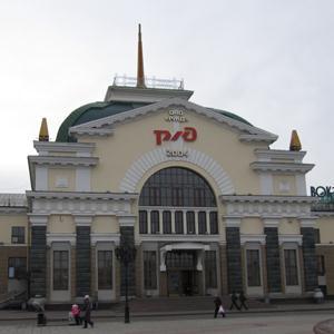 Железнодорожные вокзалы Дугны
